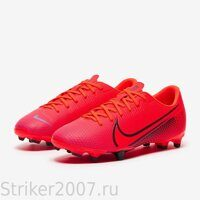NIKE jr VAPOR 13 ACADEMY FG/MG AT8123-606
